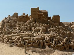 Discover the Algarve sand Sculpture festival