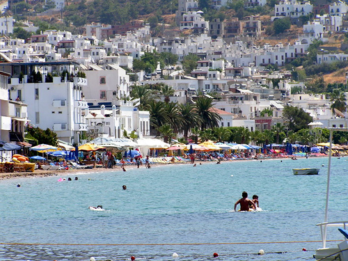 Holidays in Turkey popular with British tourists