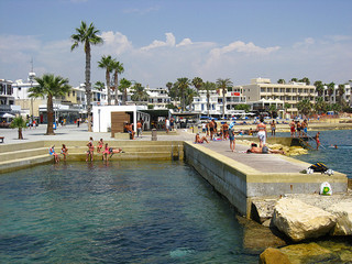 Cyprus encourages water sport holiday fans