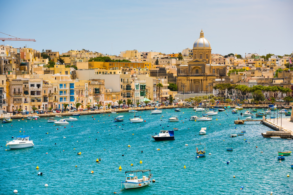 Singles holidays in Malta