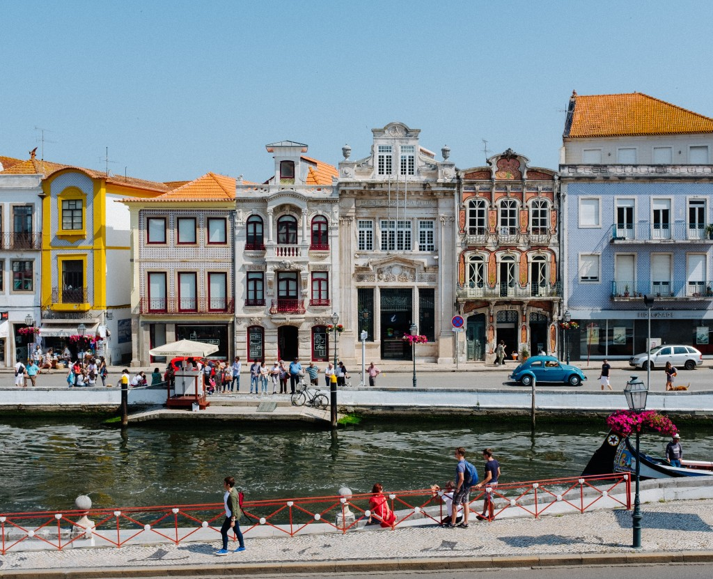 Portugal canal