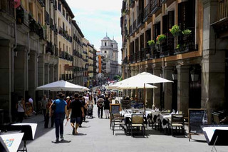 Madrid in Spain, one of the top European destinations you can visit on solo holidays