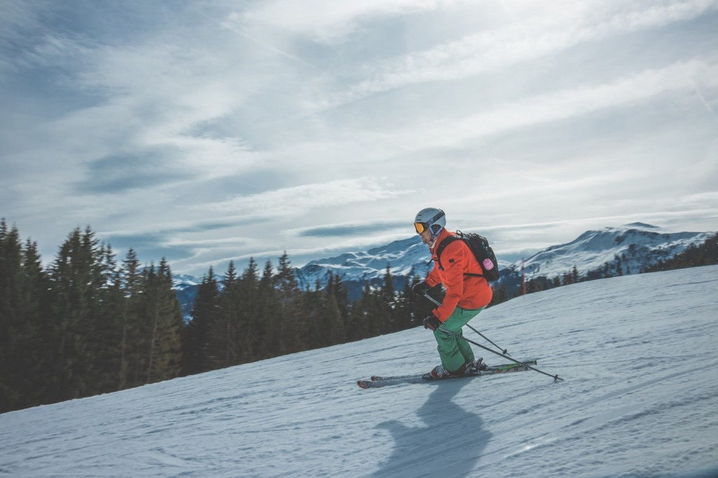 Top tips for a first time skier