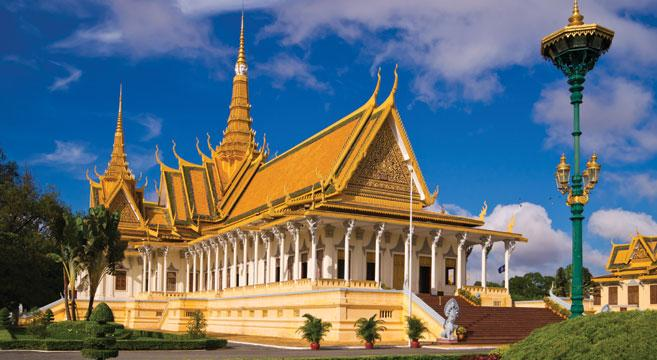 13 Day Singles Holiday in Cambodia