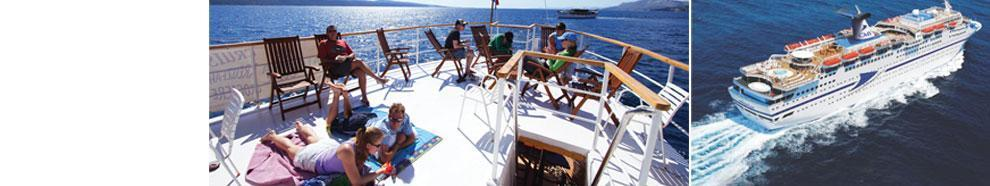 Cruises for singles with Friendship Travel