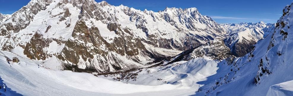 Ski in Courmayeur
