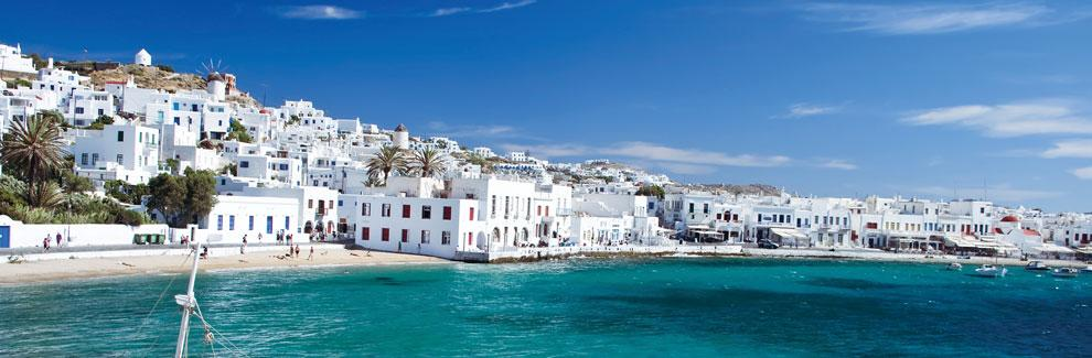 Greece & Cyprus Singles Holidays