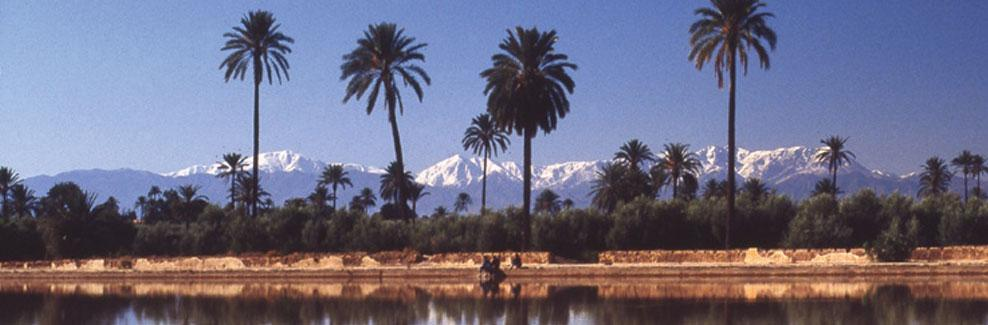Morocco's Atlas Mountains image